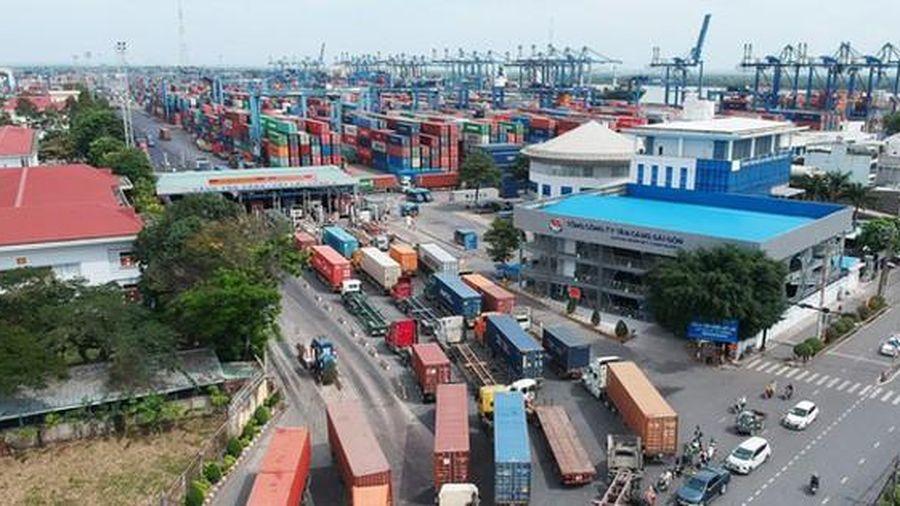 Khẩn trương triển khai công trình giao thông kết nối khu vực cảng Cát Lái