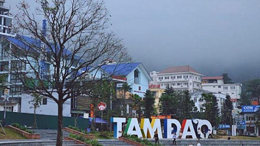 Khu du lịch Tam Đảo tạm thời dừng phục vụ khách du lịch