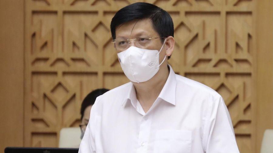 Bộ trưởng Bộ Y tế: 5 bài học sau sự việc BV Bệnh Nhiệt đới trung ương cơ sở 2