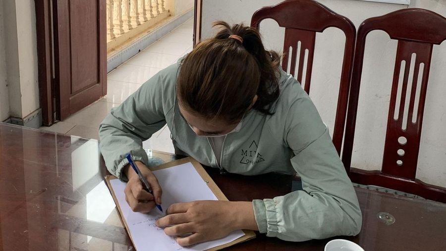 Bắc Giang xử phạt cô gái đăng tin sai sự thật về dịch Covid-19