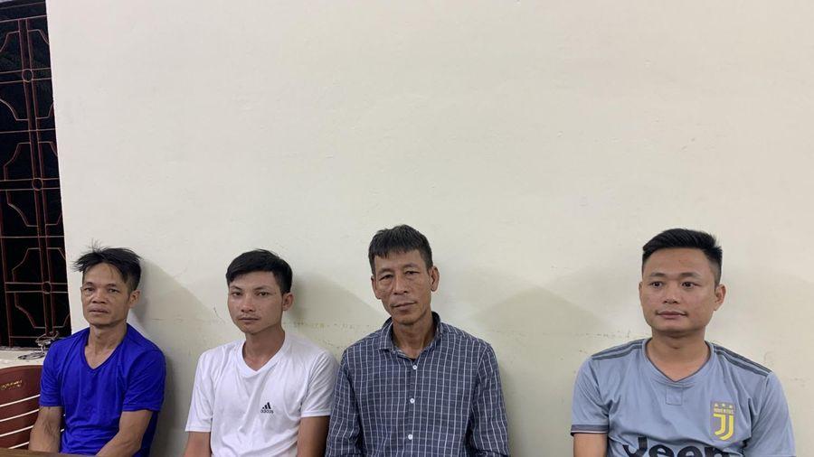 Quảng Ninh: Khởi tố 5 đối tượng đưa người Trung Quốc nhập cảnh trái phép
