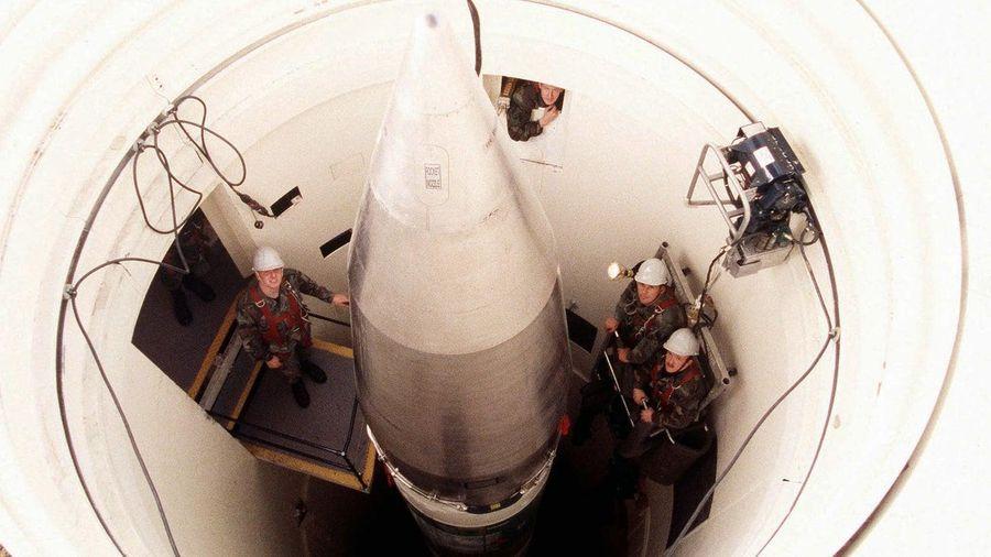 Mỹ hủy phóng tên lửa đạn đạo xuyên lục địa Minuteman III