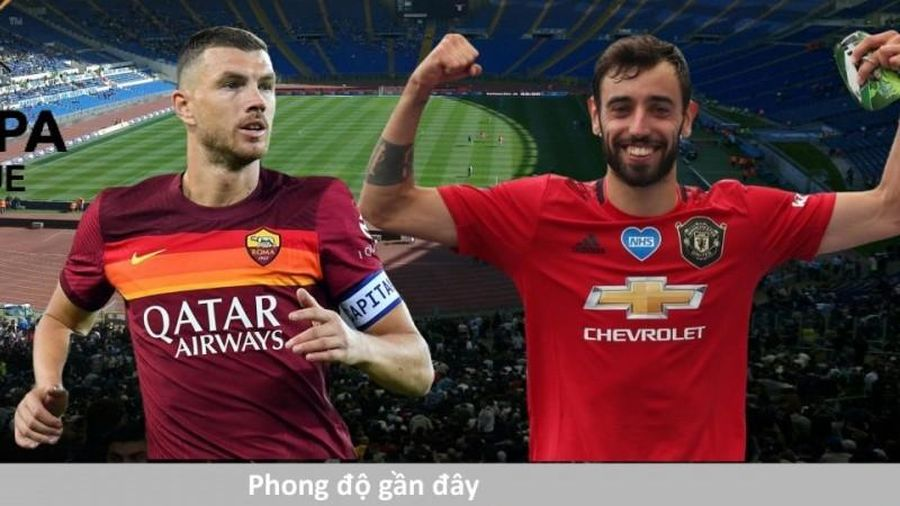Europa League: Dự đoán kết quả, đội hình xuất phát, nhận định trước trận AS Roma - Man Utd