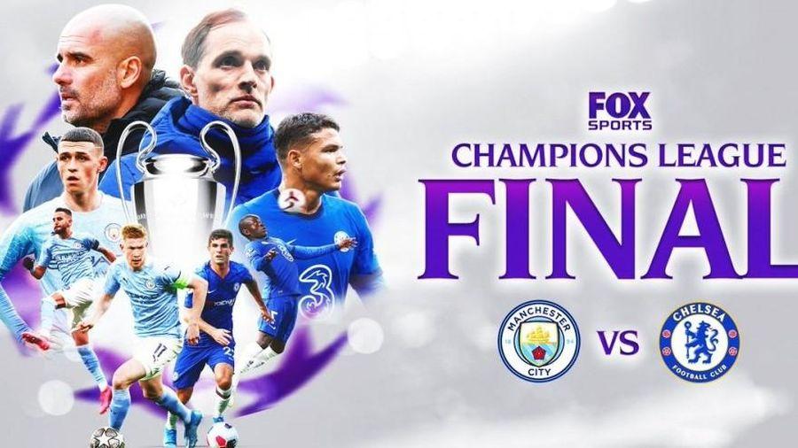 Champions League 2021: Xác định trận chung kết Man City gặp Chelsea