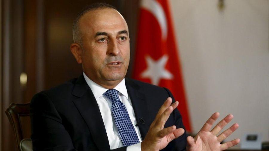 Chìa cành oliu với Saudi Arabia, Ngoại trưởng Thổ Nhĩ Kỳ chuẩn bị đến Riyadh