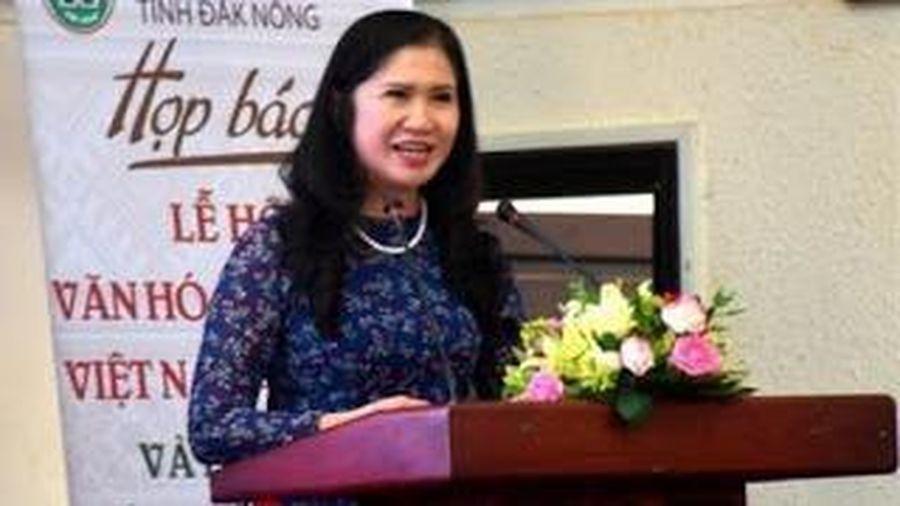 Đề nghị kỷ luật Phó Chủ tịch UBND tỉnh Đắk Nông