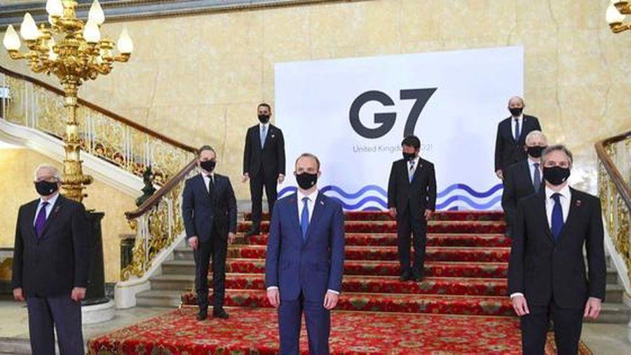 G7 tìm kiếm mặt trận đối phó Trung Quốc