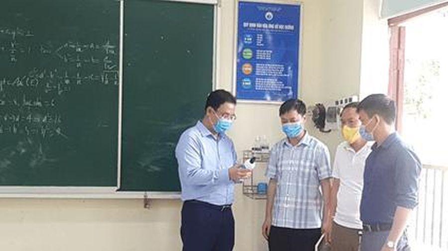 Bệnh nhân mắc COVID-19 từng đến nhiều trường học, Bắc Ninh gửi hỏa tốc đóng cửa trường
