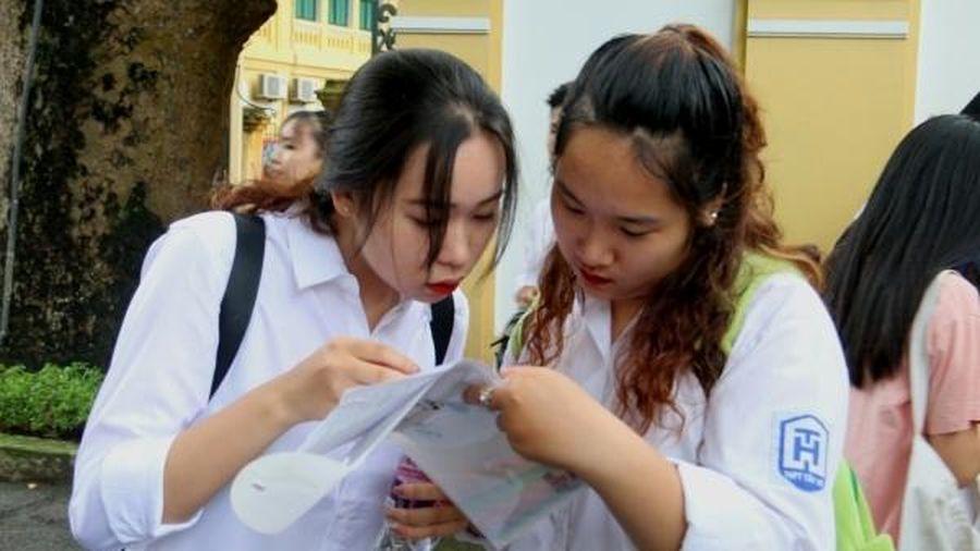 Miễn thi tốt nghiệp THPT cho 144 học sinh