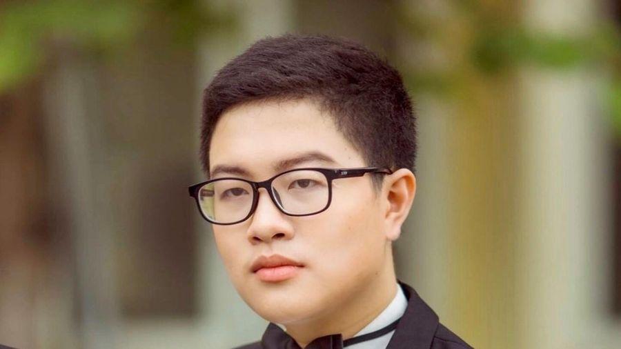 Nam sinh Thanh Hóa trúng học bổng 6,8 tỉ