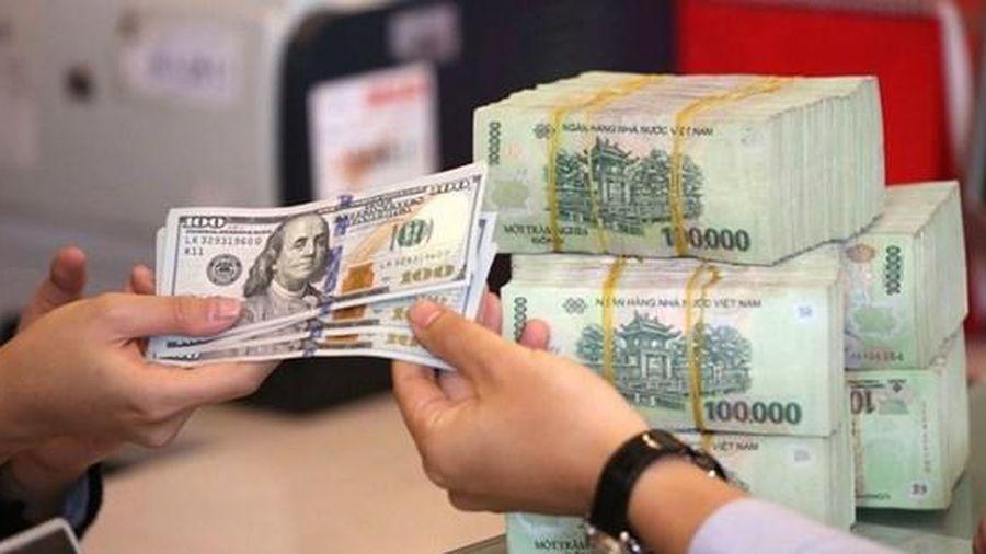 Kho bạc Nhà nước công bố tỷ giá hạch toán ngoại tệ tháng 05/2021