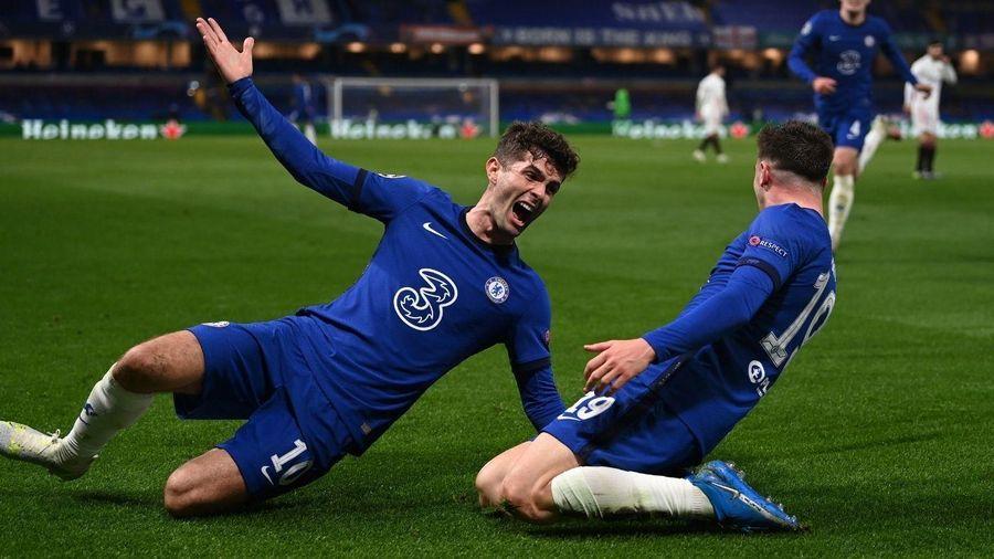 Hạ Real Madrid, Chelsea đối đầu Man City ở chung kết Champions League