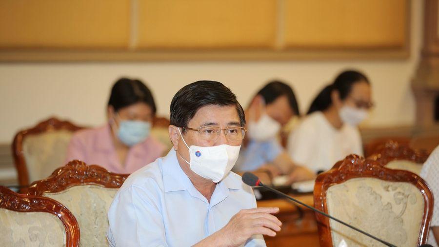 Thành phố Hồ Chí Minh xử lý nghiêm vi phạm chống dịch COVID-19