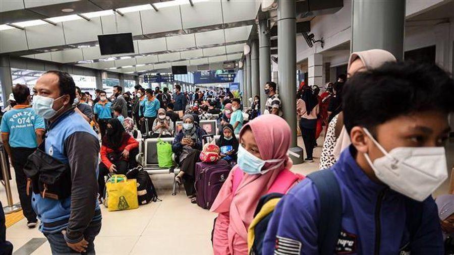 Indonesia cấm đi lại dịp lễ, Philippines có số ca nhiễm mới cao