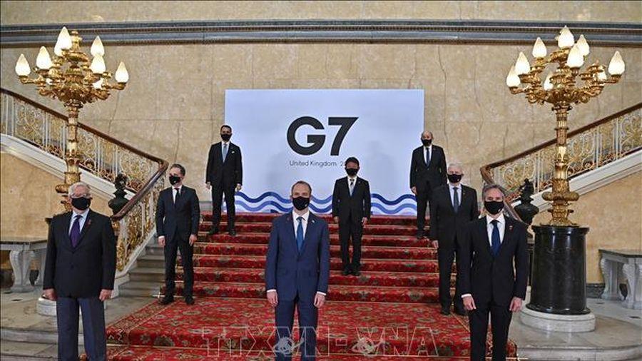 Tham vọng định hình lại G7