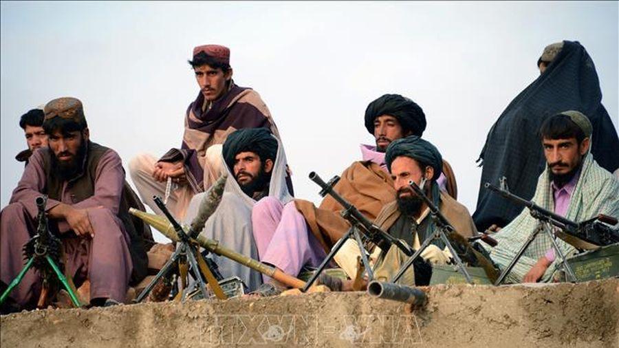 Taliban chiếm được đập thủy lợi lớn thứ hai của Afghanistan