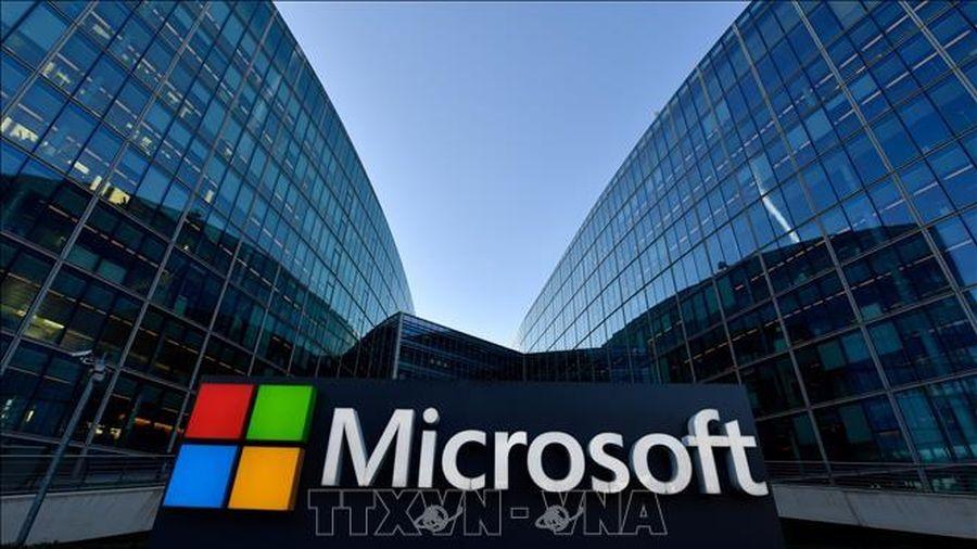 Microsoft cam kết lưu trữ dữ liệu của khách hàng EU tại châu Âu