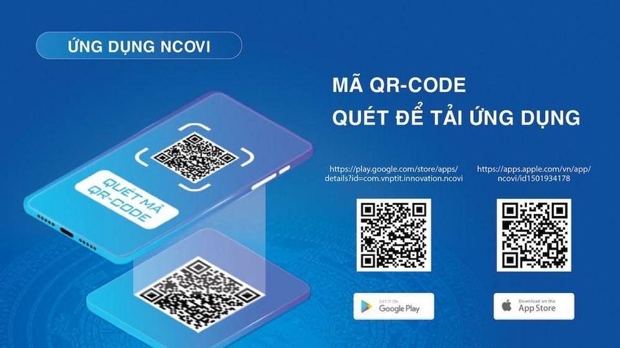 Bộ Y tế yêu cầu đẩy mạnh sử dụng quét mã QRCode trong phòng dịch COVID-19