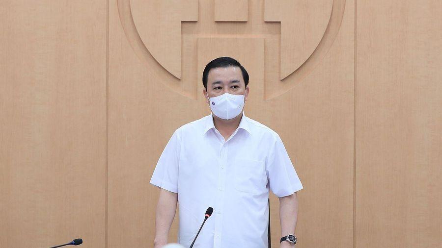 Hà Nội kêu gọi người dân chung sức phòng, chống dịch