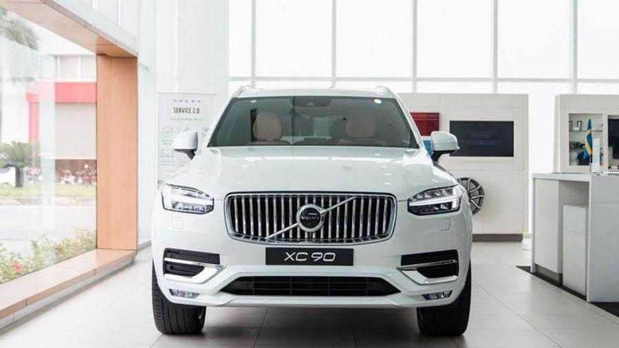 Bảng giá xe Volvo tháng 5/2021: Rẻ nhất 1,690 tỷ đồng
