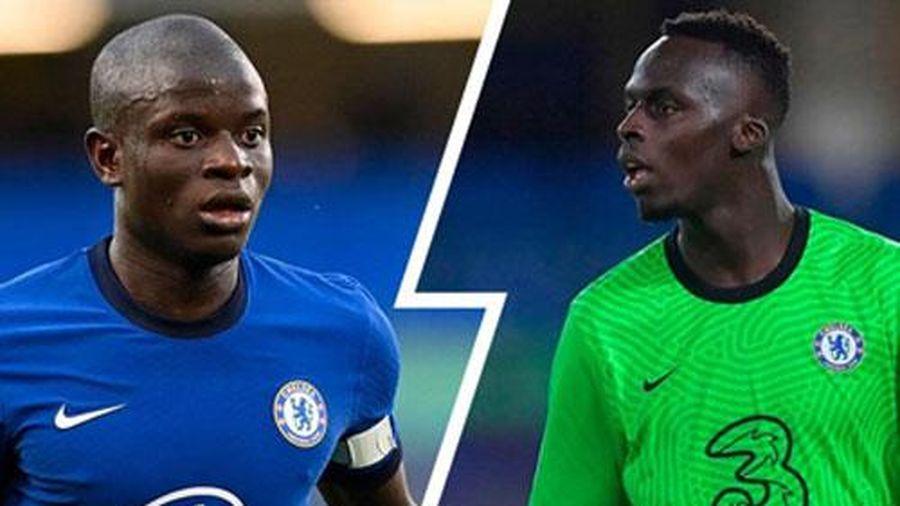Chấm điểm trận Chelsea 2-0 Real Madrid: Người hùng Kante và Mendy