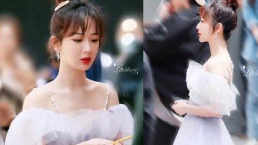 Dương Tử quay show mới, xinh đẹp thế nào mà fan rần rần náo loạn Weibo?