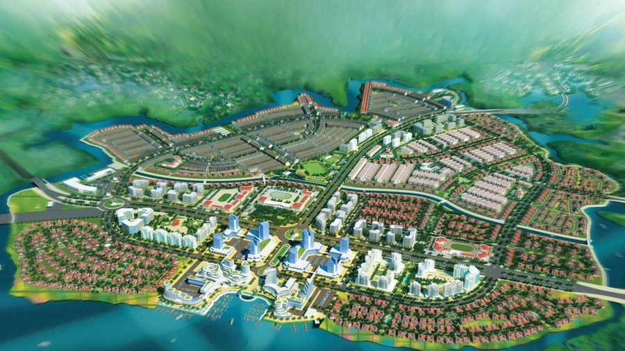 Keppel Land triệt thoái vốn khỏi Waterfront Đồng Nai