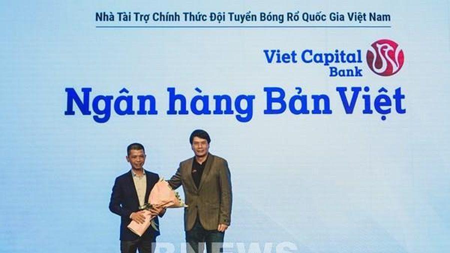 Bản Việt đồng hành cùng bóng rổ Việt Nam tại VBA6 và Sea Games 31