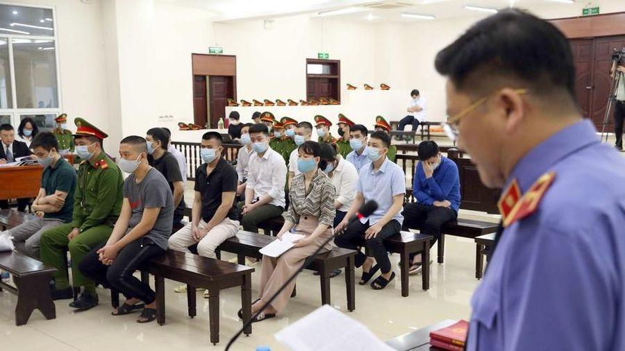 Phó TGĐ Công ty Nhật Cường bị đề nghị từ 15-16 năm tù