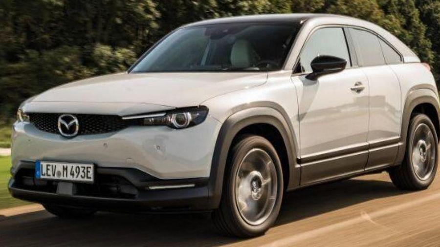 Xe điện Mazda MX-30 Electric chính thức nhận đơn đặt hàng, giá 1,16 tỷ đồng