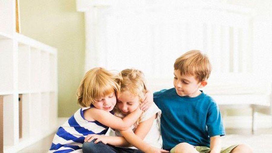 Những cách giúp trẻ hòa thuận với em sắp ra đời