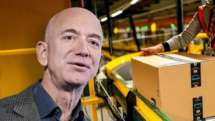 Tỷ phú Jeff Bezos 'xả' hàng tỷ USD cổ phiếu Amazon trong 2 ngày