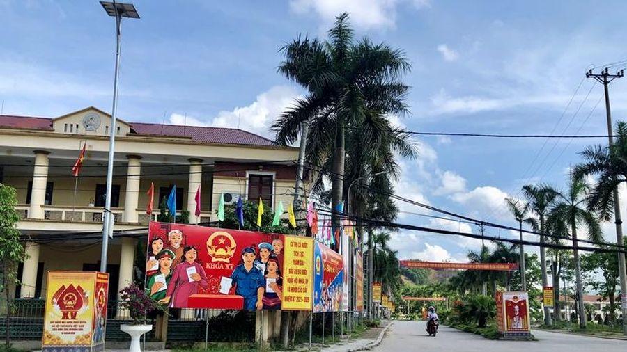 Huyện Như Xuân chuẩn bị tốt cho công tác bầu cử