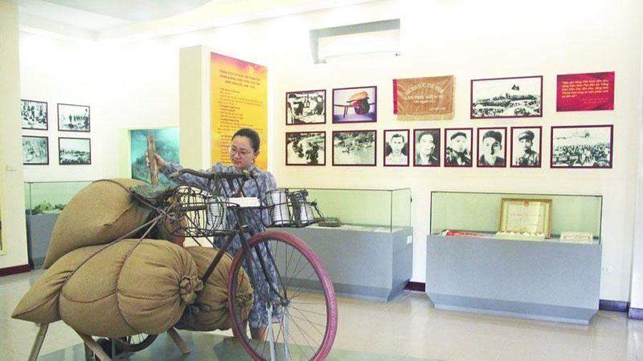 Kỷ niệm 67 năm chiến thắng lịch sử Điện Biên Phủ (7-5-1954 - 7-5-2021): Sống mãi ký ức Điện Biên