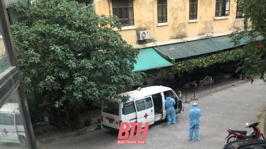 Thông tin chính thức về ca mắc COVID-19 tại Thanh Hóa
