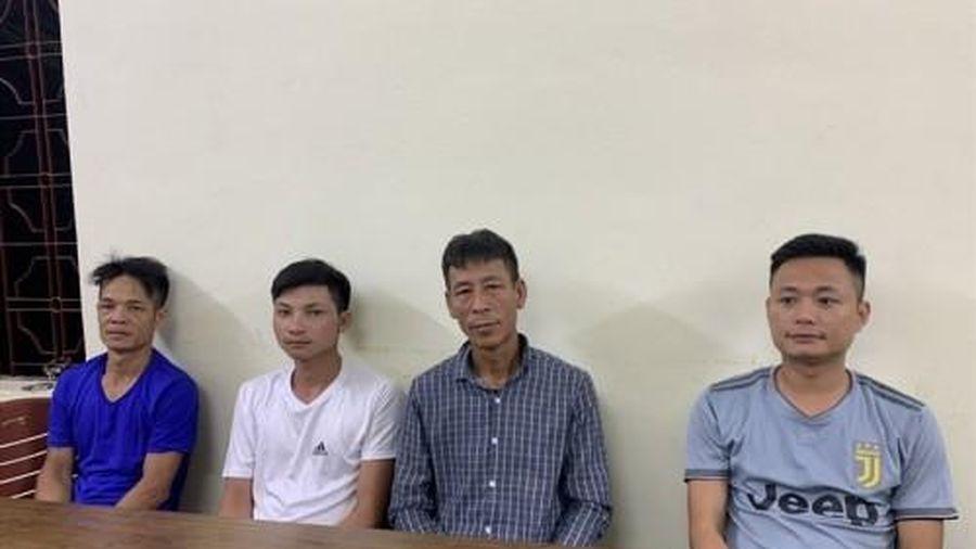 Quảng Ninh: Khởi tố vụ án đưa người Trung Quốc nằm trong cốp ô tô nhập cảnh trái phép vào Việt Nam
