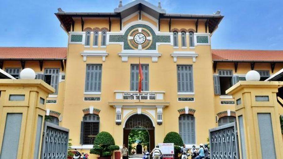Tp.HCM đề xuất cho học sinh ngừng đến trường từ ngày 10/5