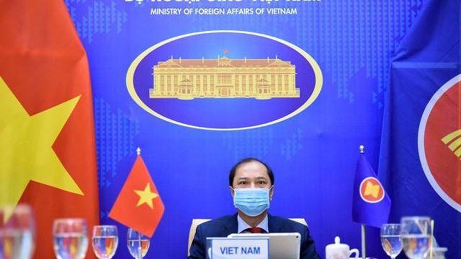'Chính quyền Tổng thống Biden coi trọng quan hệ đối tác chiến lược với ASEAN'