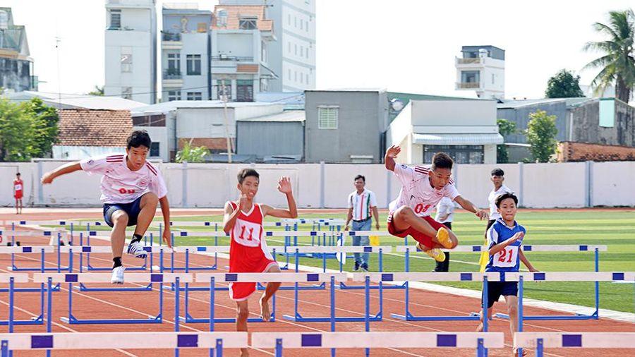 An Giang phát triển giáo dục thể chất và thể dục - thể thao học đường