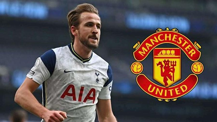 Manchester United mua Kane giá 90 triệu bảng