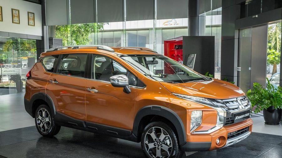 Bảng giá xe Mitsubishi tháng 5/2021: Nhiều ưu đãi đặc biệt