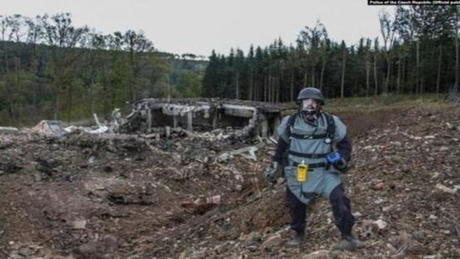 Séc tố bị tình báo Nga 'nắm thóp'