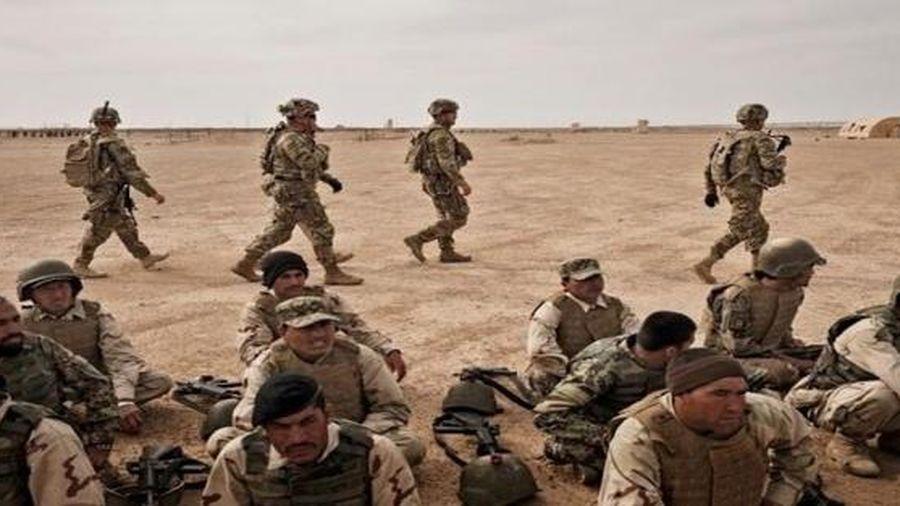 Mỹ bắt đầu đợt rút quân cuối cùng khỏi Afghanistan