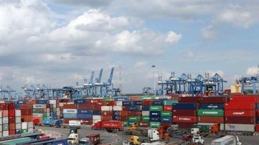 TP.Hồ Chí Minh: Doanh thu vận tải hàng hóa tăng 23,6%