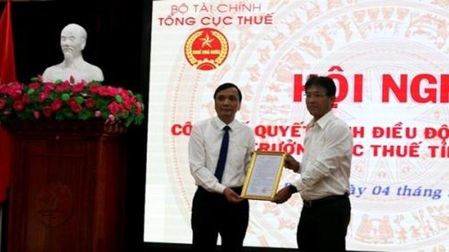 Cục trưởng Thuế Sơn La làm Cục trưởng Cục Thuế Điện Biên