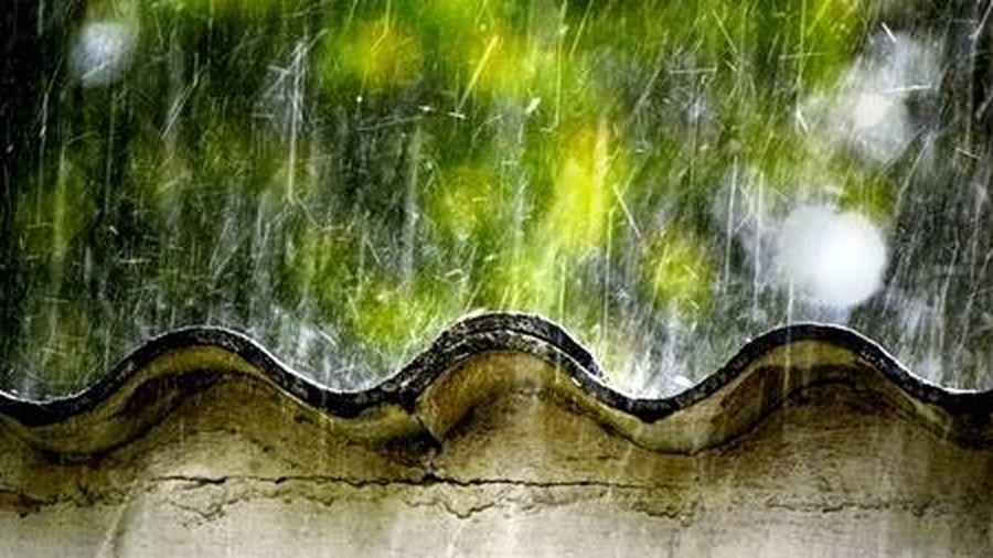 Miền Bắc tiếp tục mưa giông