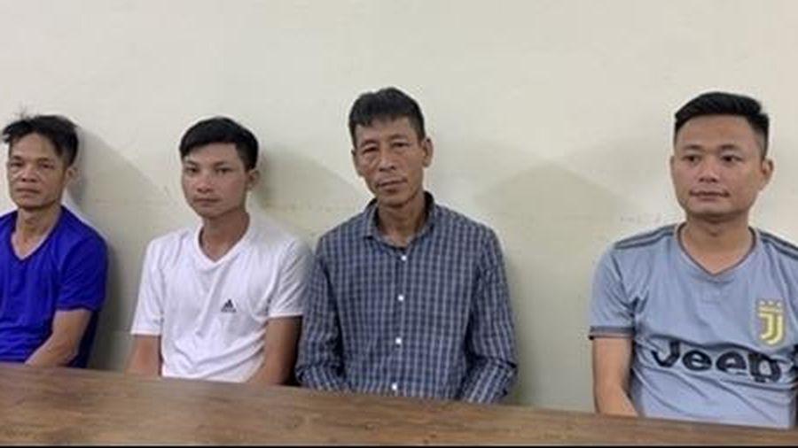 Khởi tố 5 đối tượng giấu người Trung Quốc nhập cảnh trái phép