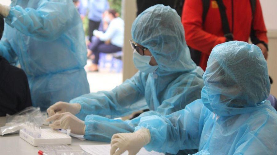 31 F1 ở Nam Định tiếp xúc gần với điều dưỡng Bệnh viện Bệnh Nhiệt đới Trung ương