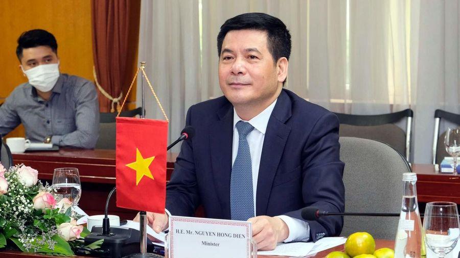 Việt Nam - Campuchia tăng cường hợp tác thương mại song phương bằng 7 biện pháp