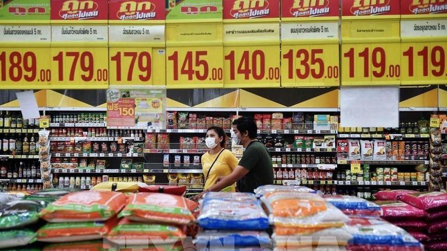 Xuất khẩu gạo Thái Lan giảm mạnh trong quý đầu tiên của năm 2021